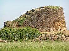 Abbasanta, resti del Nuraghe Losa