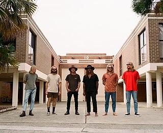 Ocean Alley Australian rock band