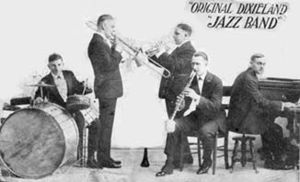 1917 in music - Original Dixieland Jazz Band