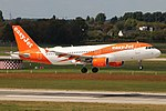 OE-IZU Airbus A320-200 easyJet Europe DUS 2018-09-01 (2a) (42870249660).jpg