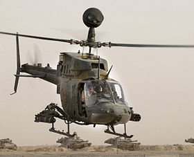 Image illustrative de l'article Bell OH-58 Kiowa