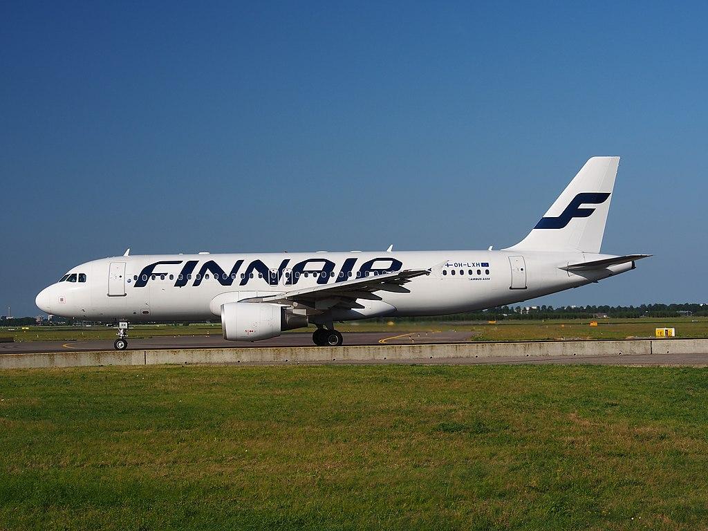 Finnair Airbus A-320-214