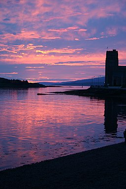 Oban Sunset (150040305)