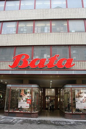 Economy of communist Czechoslovakia - Under Tomáš Jan Baťa, the Baťa became the world's largest footwear company