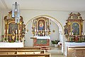 Oberhausen (Petershausen) II - Filialkirche St. Stephan - Altarraum.jpg