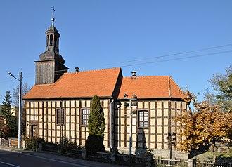 Oborniki - Holy Cross Church