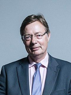 Gary Streeter British politician