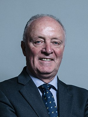 David Crausby - Image: Official portrait of Sir David Crausby crop 2