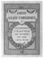 Ohio State University Outhwaite Collection bookplate.png