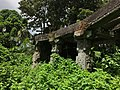 Old Ananthanatha Jain temple ruined and abandoned after a Tipu Sultan attack in Wayanad Kerala 3.jpg