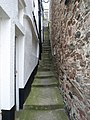 Old Castle Steps, Dartmouth - geograph.org.uk - 827165.jpg