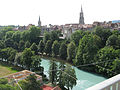 Old City of Bern seen from Kornhausbrücke.jpg