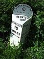 Old Mile Post - geograph.org.uk - 1329392.jpg