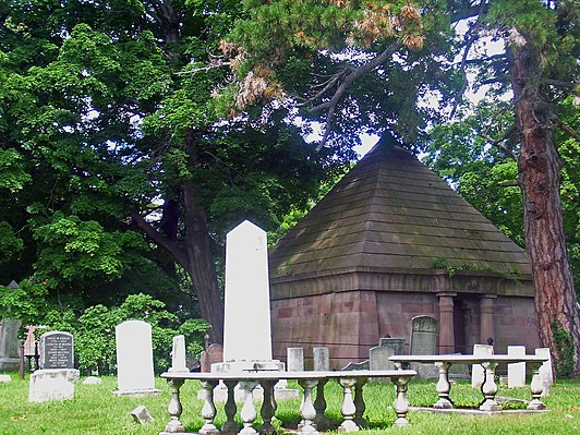 Old Town Cemetery (Newburgh, New York)