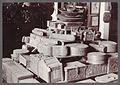 Old wooden boxes. Archeol(ogical) Museum. Reykjavík. (4558927034).jpg