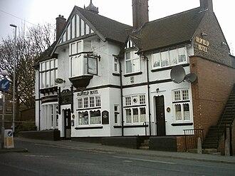 Wortley, Leeds - Image: Oldfield Hotel, Wortley