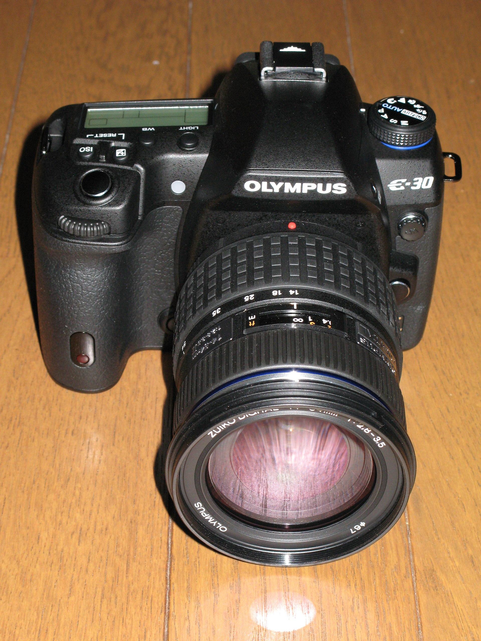 olympus wiki