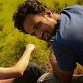 Omkar Shetty director film aaron shoot.jpg