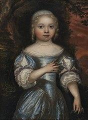 Elisabeth Slingelandt (1671-1695)