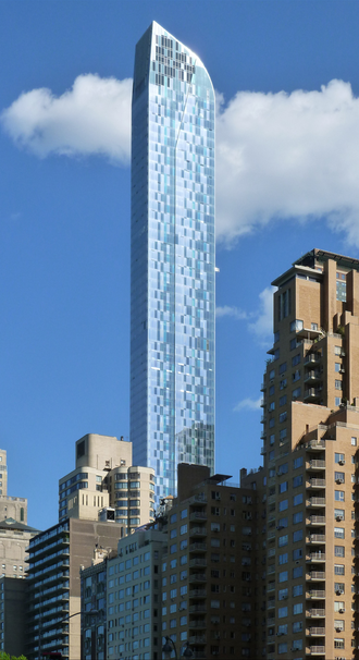 One57 - View of One57 (May 2014)