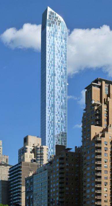 List Of Tallest Residential Buildings In New York City