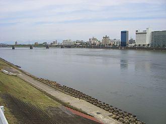 Miyazaki Prefecture - Oyodo River in Miyazaki City