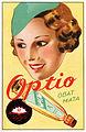Optio eye drop advertisement, Moestika 1940, p47.jpg