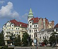 Oradea (Nagyvárad) - piaţa Unirii 1.JPG