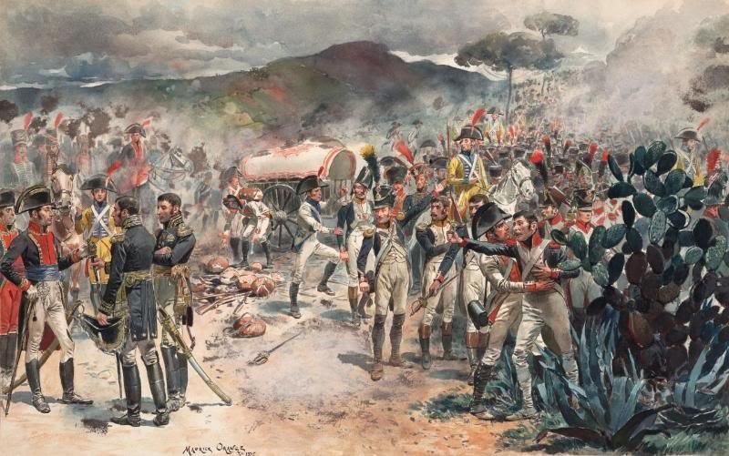 Orange-Capitulation at Bailen