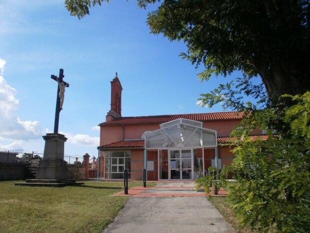 Monument historique à Blagnac
