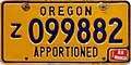 Oregon 1988 Apportioned Trailer License Plate.jpg