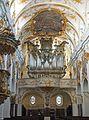 Orgel und Empore Stift zu Unserer Lieben Frau Alte Kapelle Regensburg 20160925.jpg