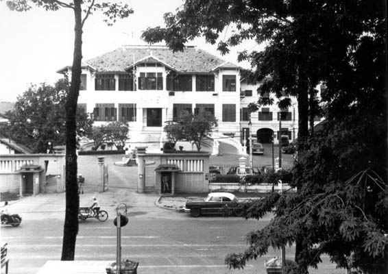 Original MACV HQ