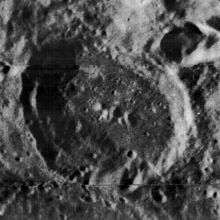 奥尔洛夫环形山