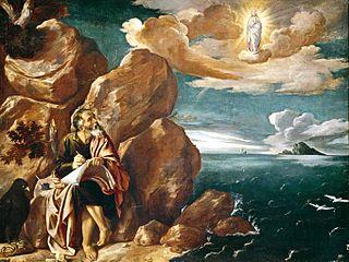 San Juan Evangelista en Patmos