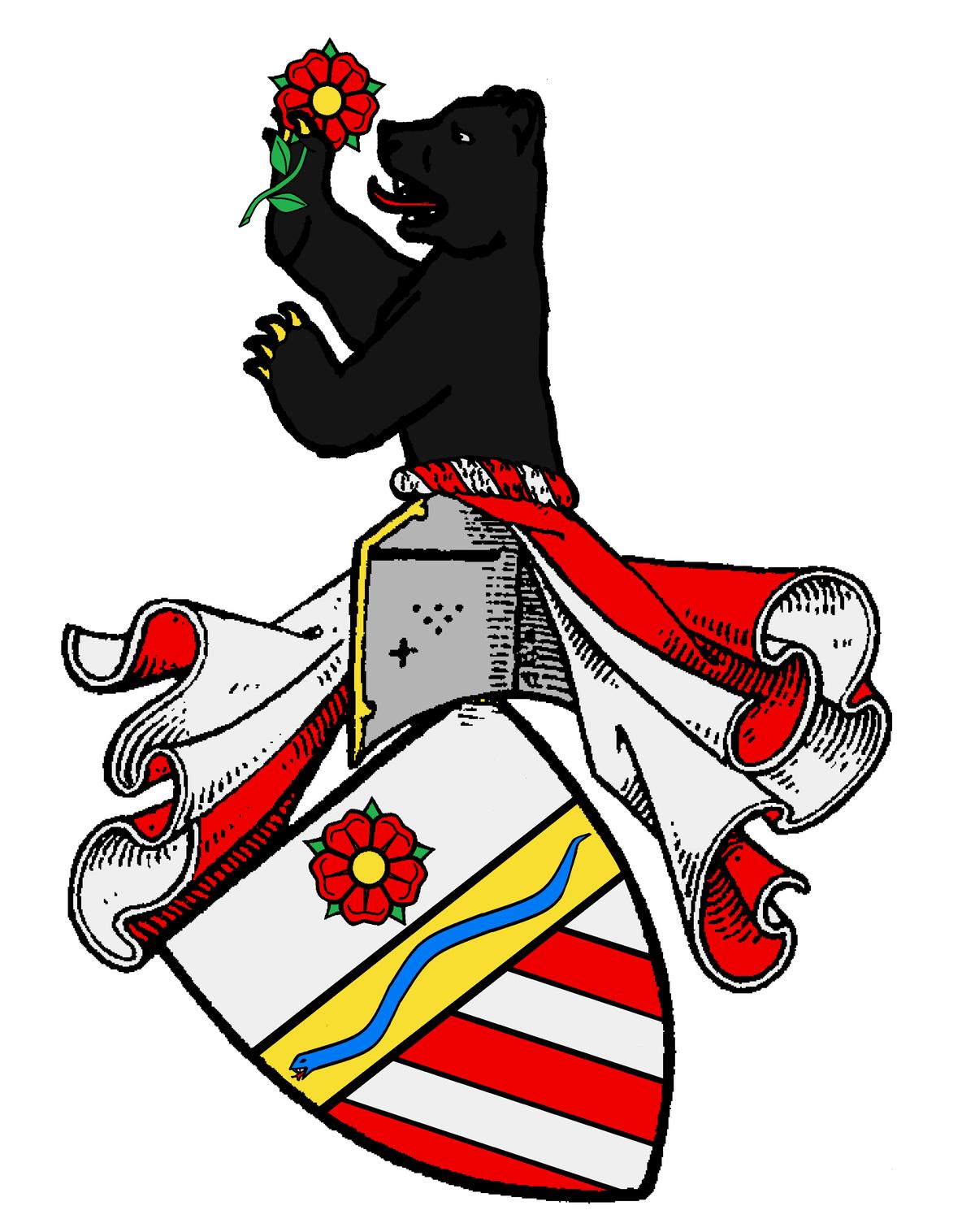 Wappentier Italien
