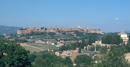 Orvieto vino
