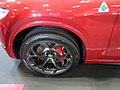 Osaka Motor Show 2019 (236) - Alfa Romeo STELVIO 2.9 V6 BI-TURBO QUADRIFOGLIO (7BA-94929).jpg