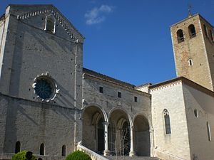 Roman Catholic Archdiocese of Ancona-Osimo - Co-cathedral in Osimo