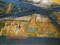 Oslikani zidovi u Banlungu, glavnom gradu provincije Ratanakiri.jpg