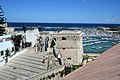 Otranto harbour seen from fortress.jpg