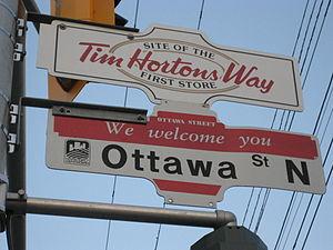 Ottawa Street (Hamilton, Ontario) - Image: Ottawa Street Hamilton A