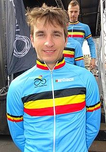 Oudenaarde - Ronde van Vlaanderen Beloften, 9 april 2016 (B004).JPG