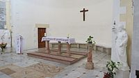 Our Lady of the Ark of the Covenant – Abu Ghosh 14.jpg