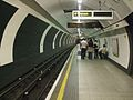 Oxford Circus stn Bakerloo northbound look south.JPG