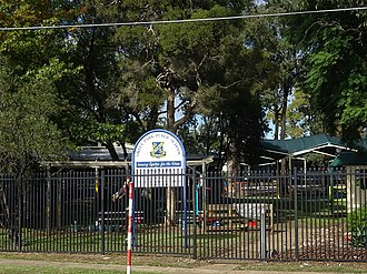 Oxley Park, New South Wales - Oxley Park Public School