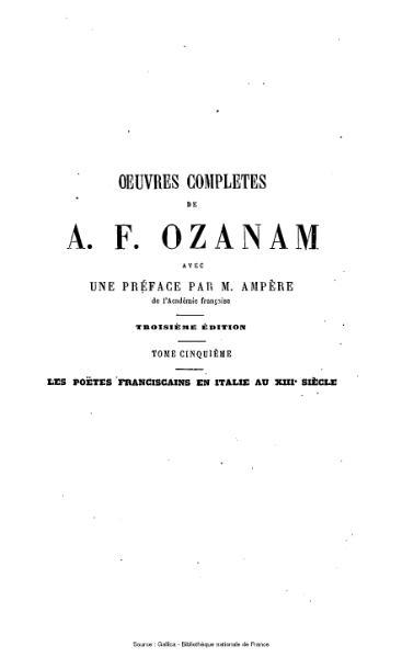 File:Ozanam - Œuvres complètes, 3e éd, tome 5.djvu