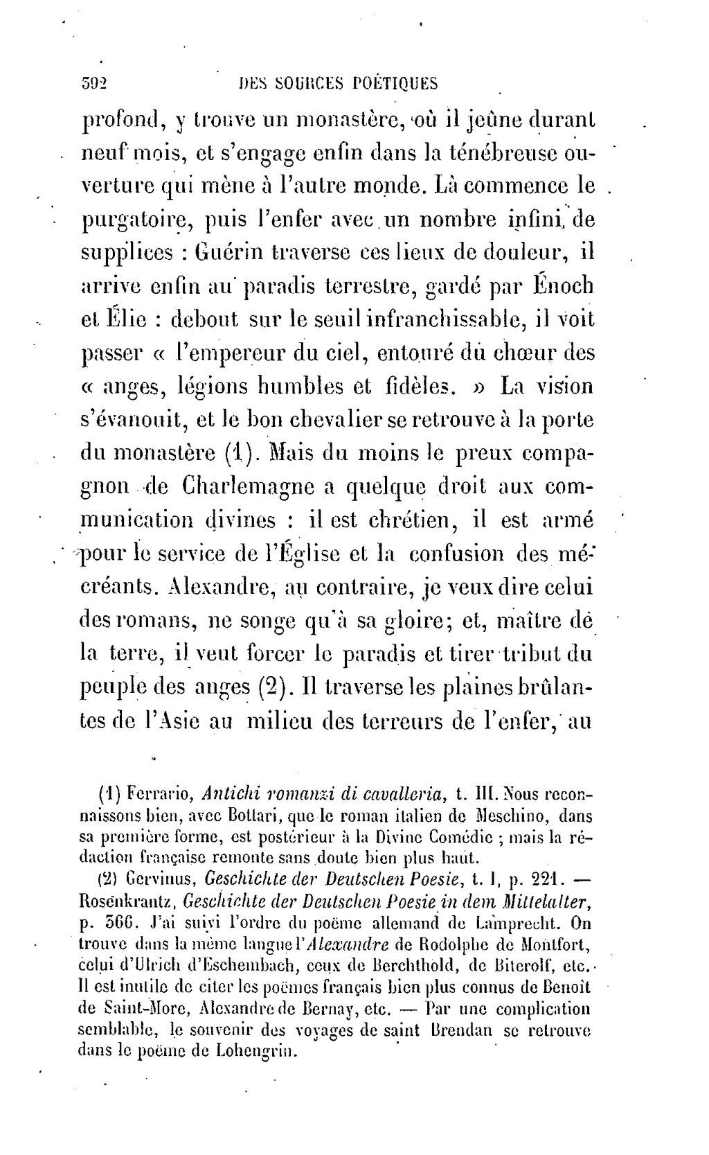 Pageozanam œuvres Complètes 3e éd Tome 5djvu395