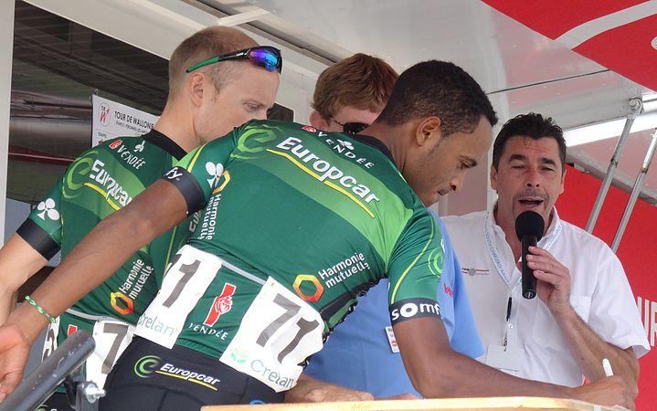 Péronnes-lez-Antoing (Antoing) - Tour de Wallonie, étape 2, 27 juillet 2014, départ (C043).JPG