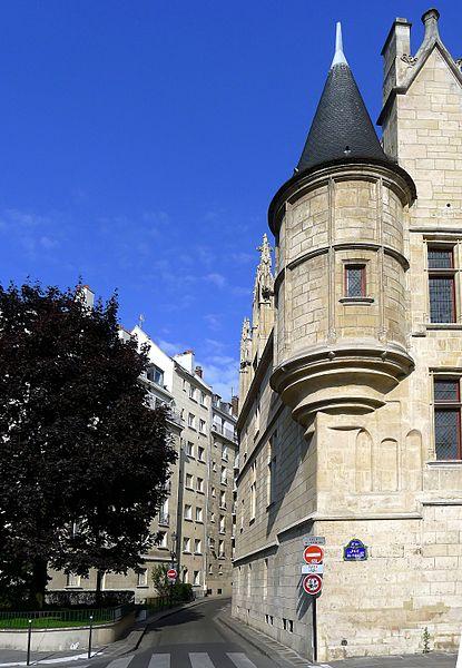 Fichier:P1030889 Paris IV hôtel de Sans rue de l'Hôtel-de-ville rwk.JPG
